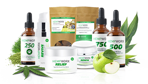 hempworx cbd products