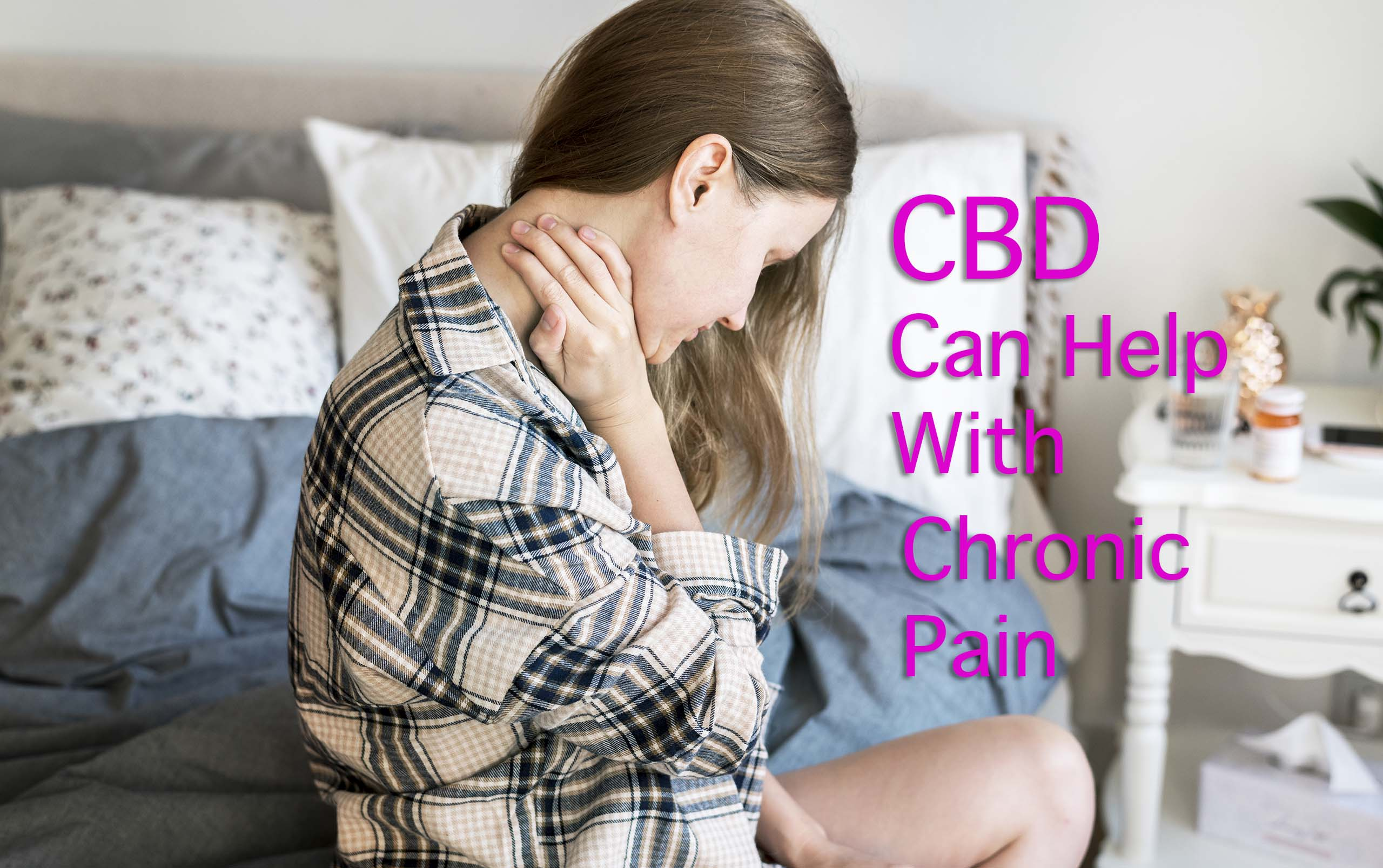 CBD CAN HELP WITH ARTHRITIS & CHRONIC PAIN RELIEF