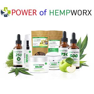 Power Of HempWorx