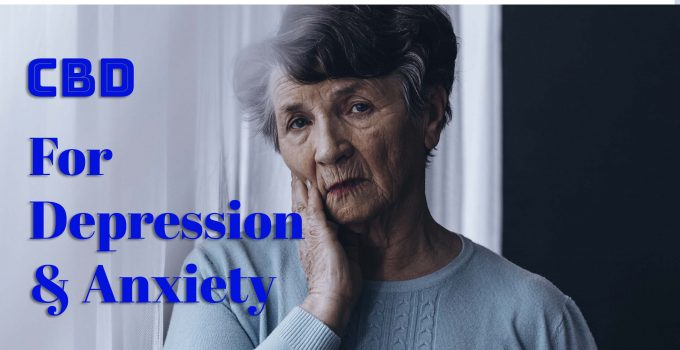 cbd for depression & anxiety