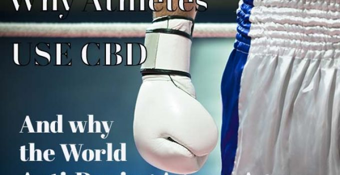 why athletes use cbd